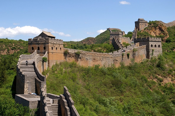 The Great Wall Online