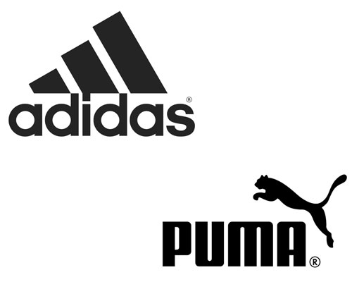 high fashion low priced many styles The Story of Adidas and Puma - English Vocabulary Exercises